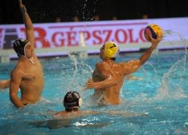 A-Híd Szeged VE-Partizan 8-7 – a csoport élén a Szeged