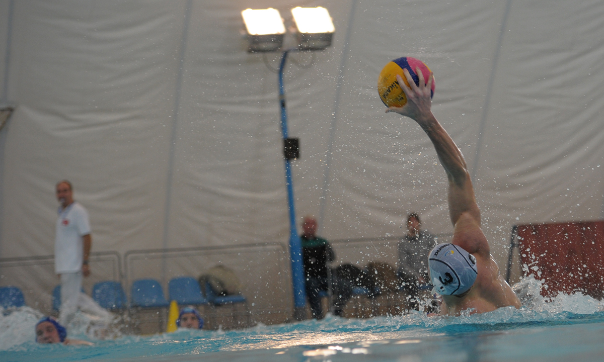 A-HÍD Szeged – YBL Waterpolo Club