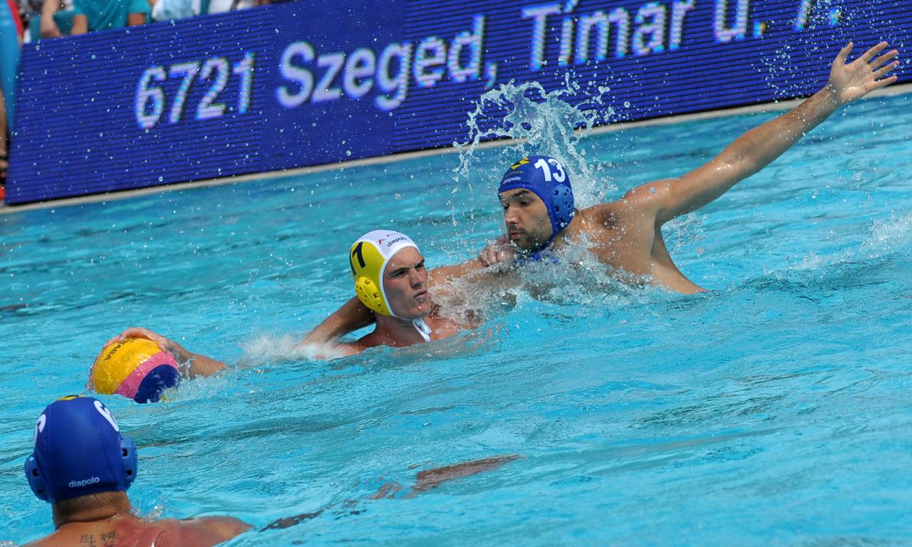 A-HÍD Szeged VE – Szolnoki D-K elődöntő