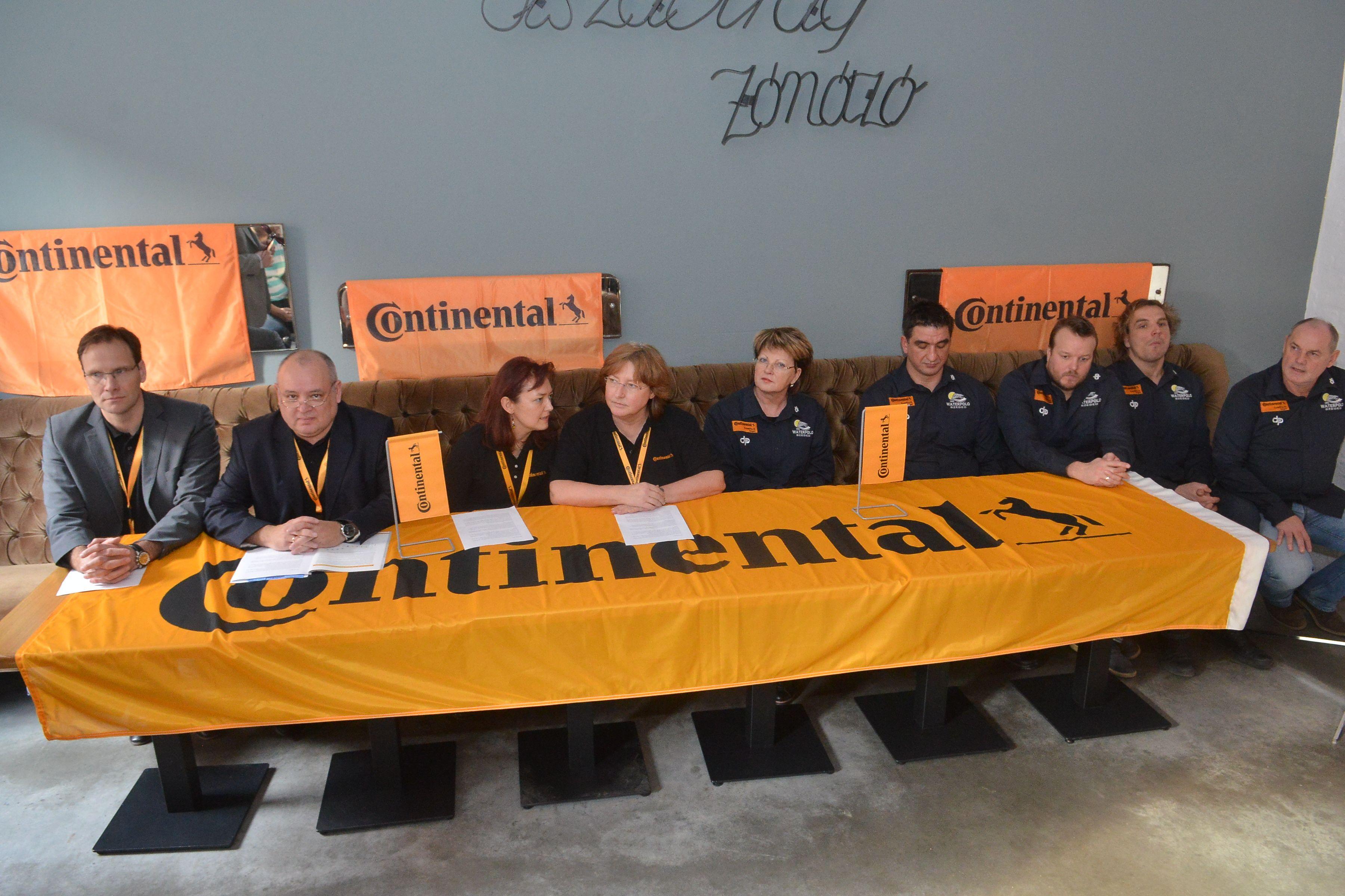 Sajtótájékoztató – ContiTech Szeged Diapolo néven folytatjuk
