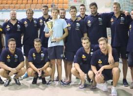 Megnyerte a debreceni tornát a ContiTech Szeged Diapolo