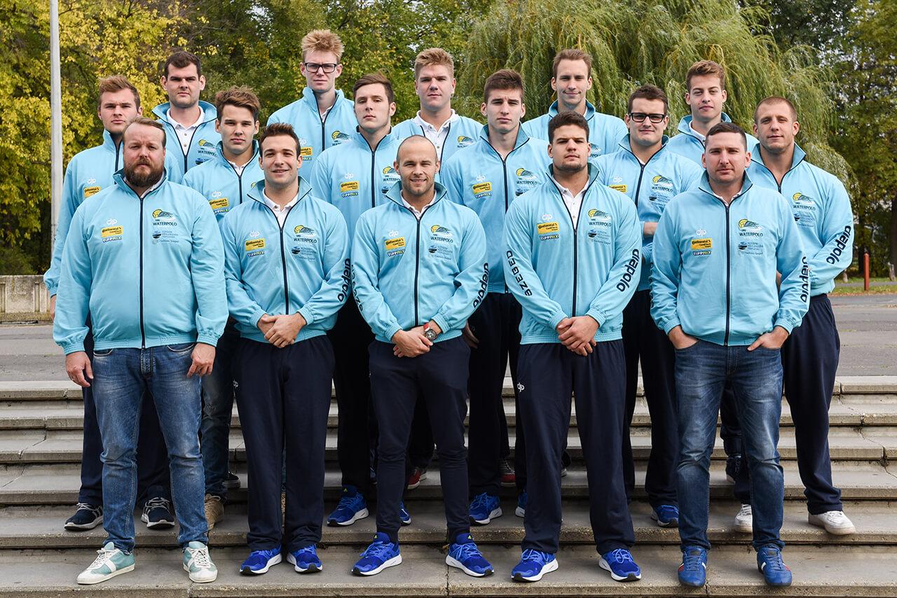 2017/18-s szezon csapata