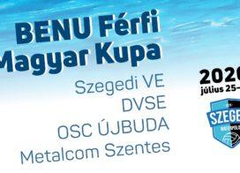 Mi rendezzük a BENU Magyar Kupa-selejtezőt